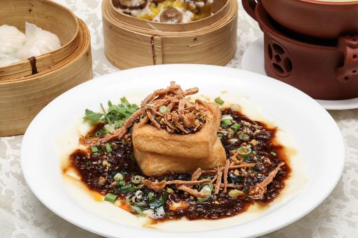 Si Chuan Dou Hua Tofu