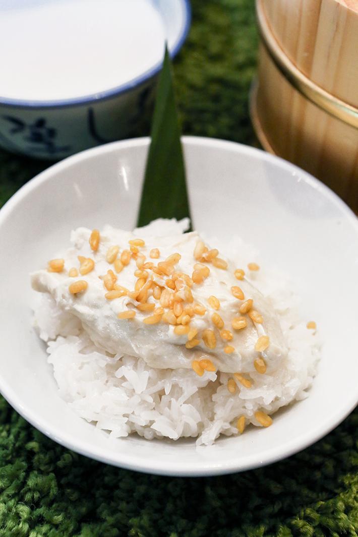 Spice Brasserie Durian Pengat Buffet