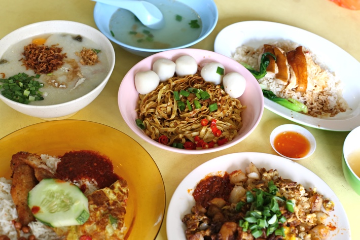 Telok Blangah Food centre
