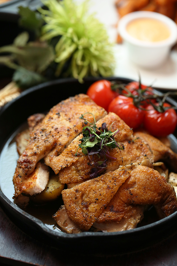The Marmalade Pantry Brick Pressed Chicken