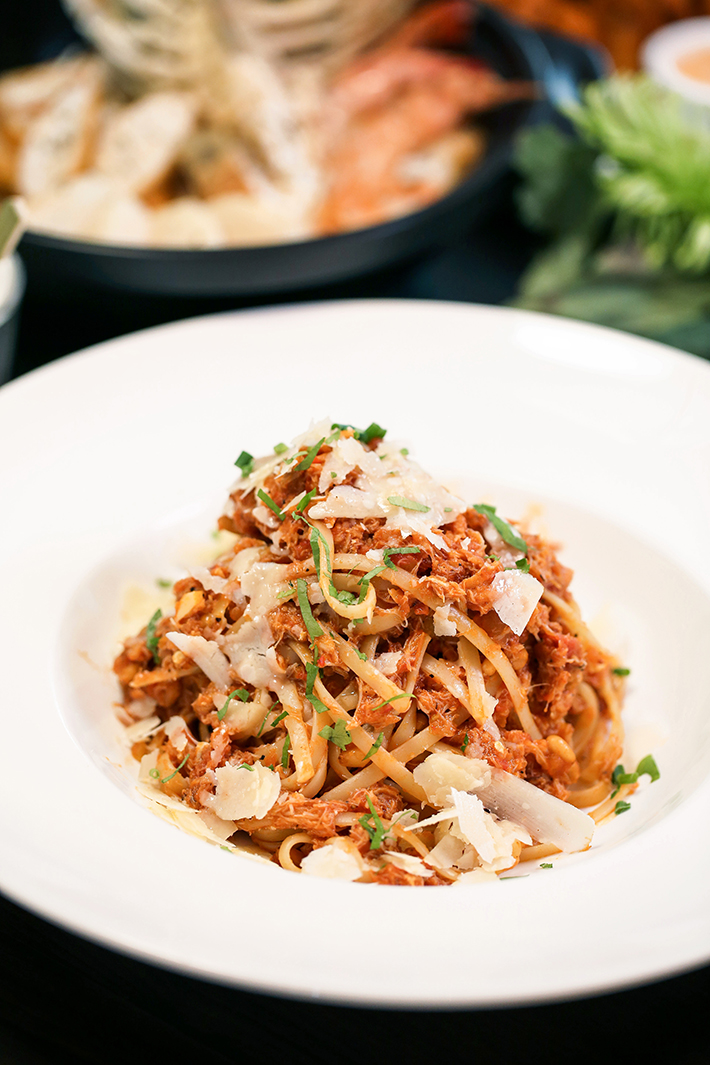 The Marmalade Pantry Chilli Crab Linguine 2