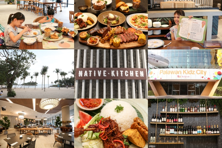 Native Kitchen Collage