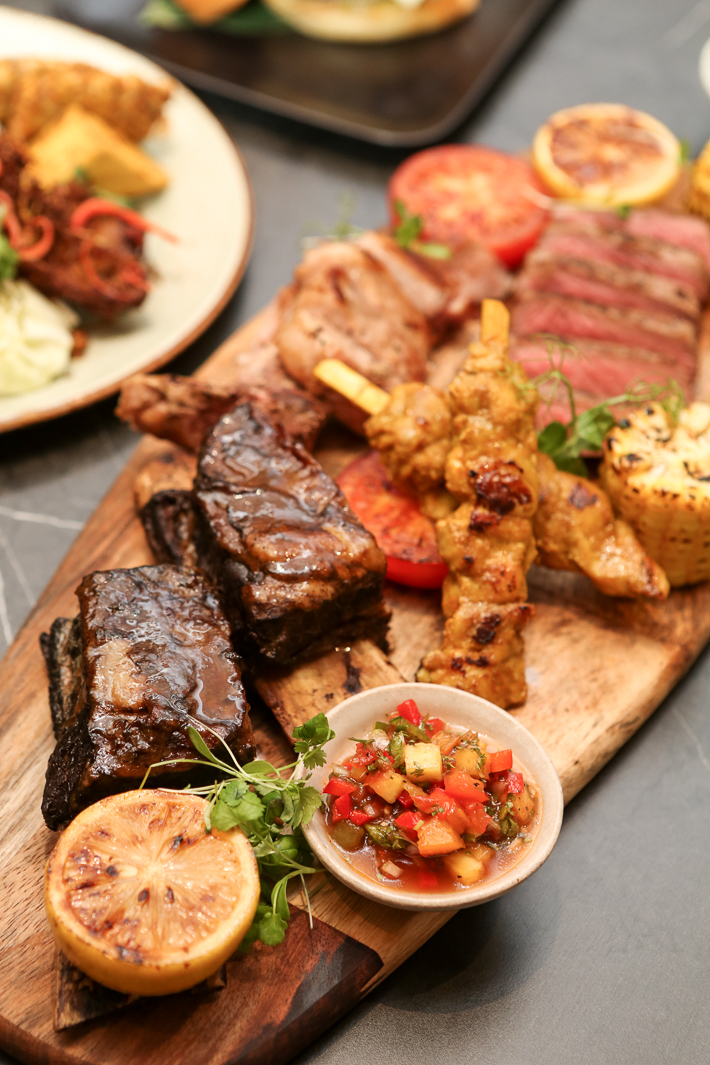 Meat Sharing Platter Native Kitchen