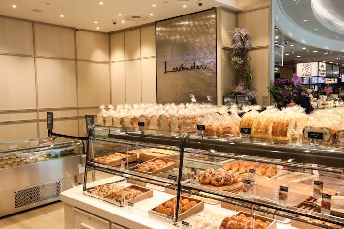 Lavender Bakery Bread