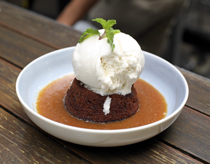 ORIOLE COFFEE + BAR STICKY DATE PUDDING