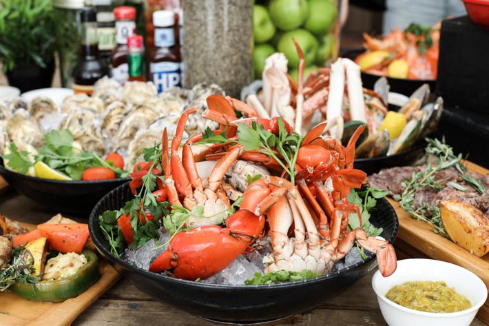 PARKROYAL Beach Road Crab