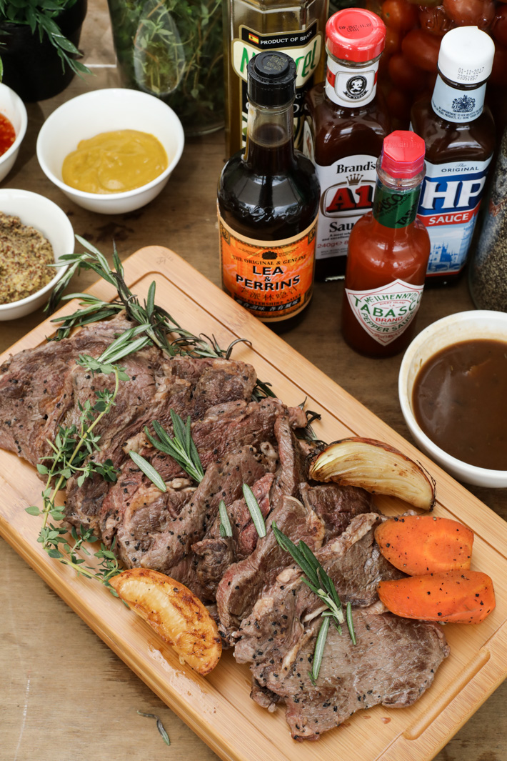 PARKROYAL Beach Road Steak