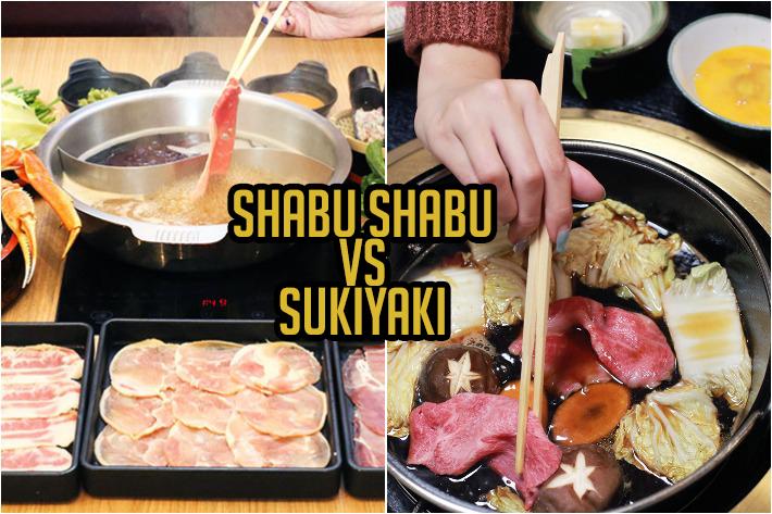 Shabu Shabu Vs Sukiyaki copy