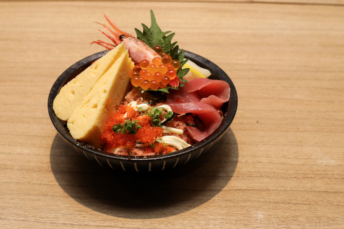 Shinsen Fish Market Chirashi Don