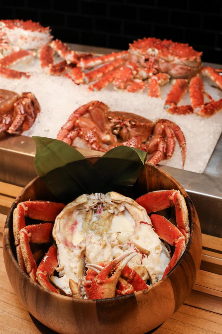 Shinsen Fish Market King Crab