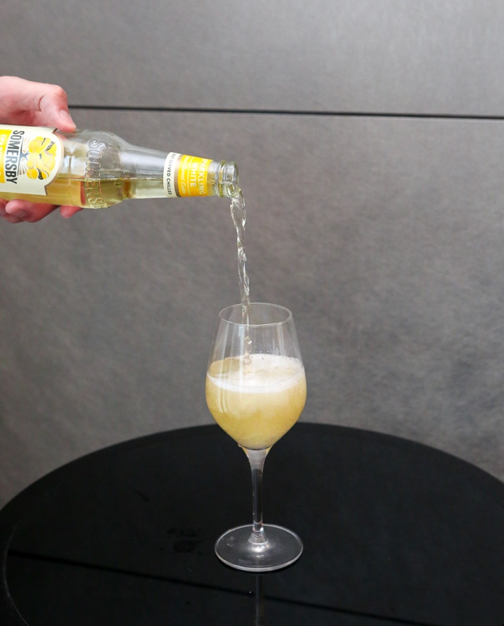 somersby pour