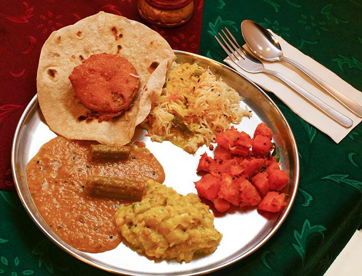 Annalakshmi Food