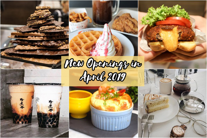 April New Restaurants
