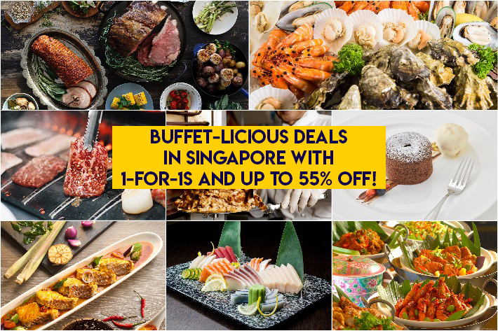 ChopeDeals 2019 Buffet-licious Deals Collage