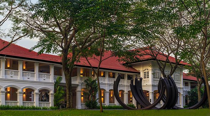 Dog Friendly Hotels - Capella Singapore