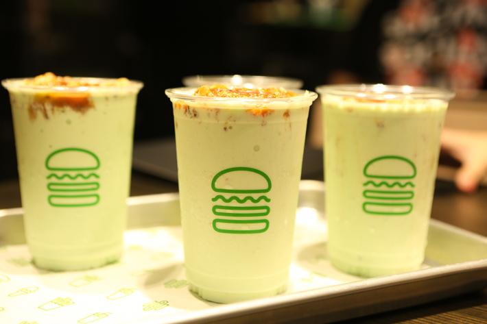 Shake Shack Gula Melaka Drink