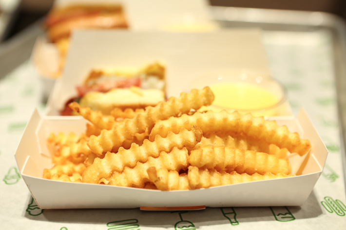 Shake Shack Crinkle Cut Fries