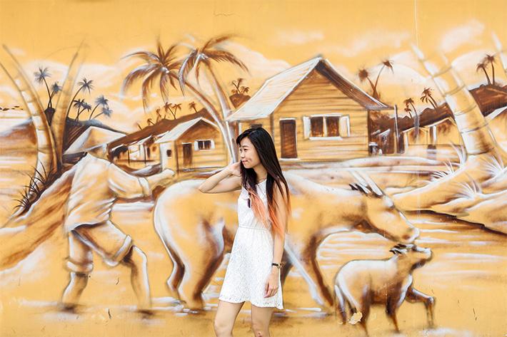 Joo Chiat Mural