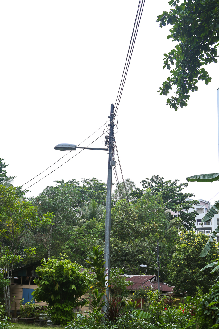 KAMPONG BUANGKOK ELECTRICL CABLES
