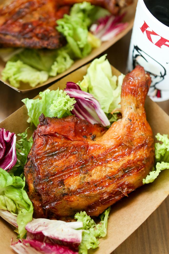 KFC HOTBLAZE GRILLED CHIKCEN