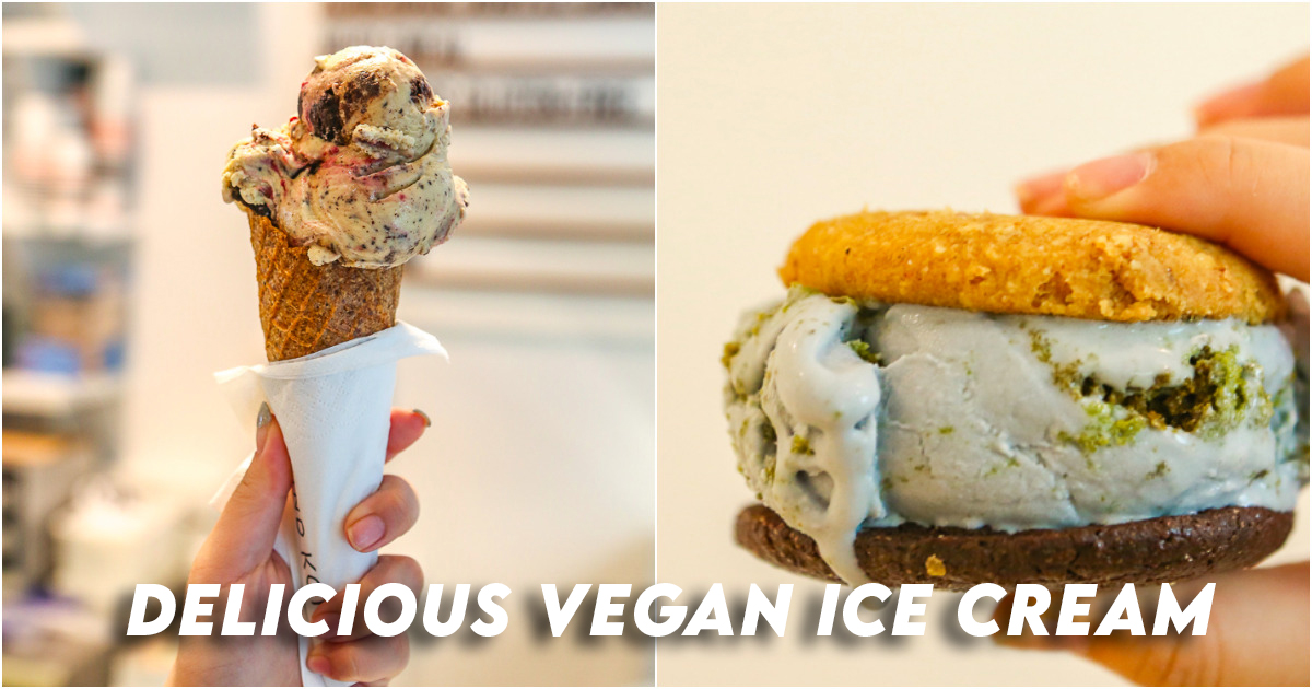 Kind Kones Vegan Ice Cream
