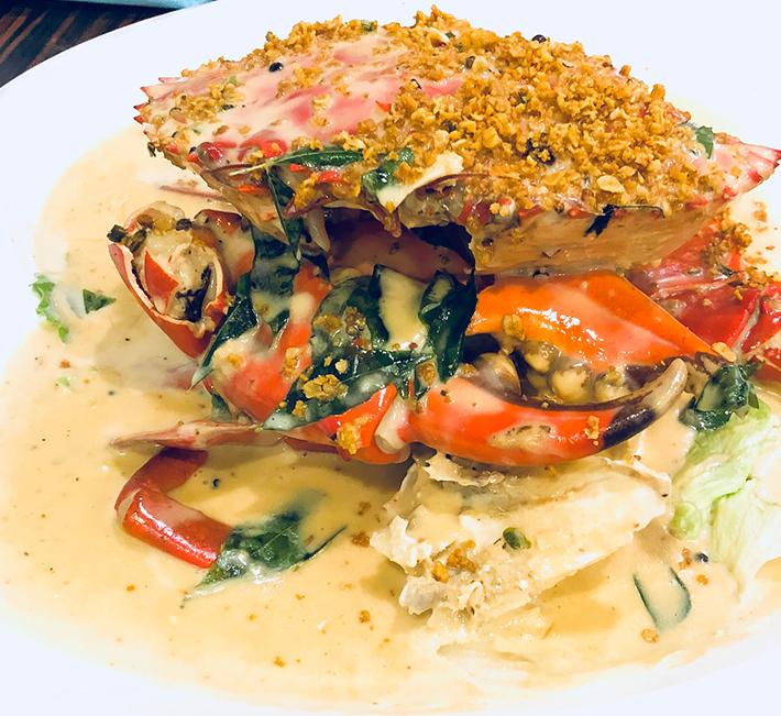 Legacy Seafood