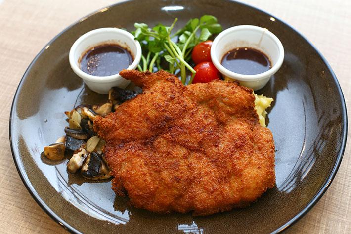 Oasis Steak & Grill Chicken Cutlet