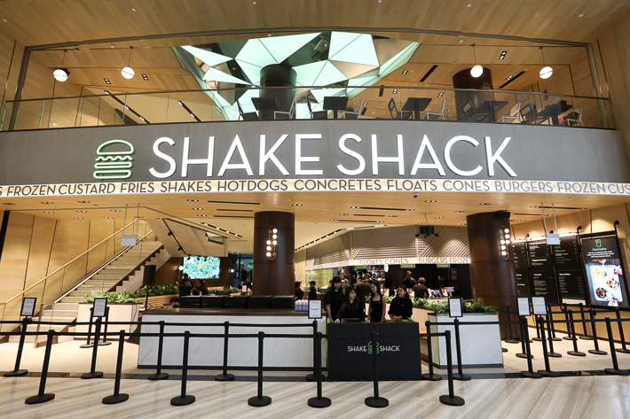 Shake Shack Jewel Exterior