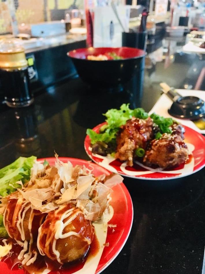 Sushi Hotaru Melbourne Takoyaki