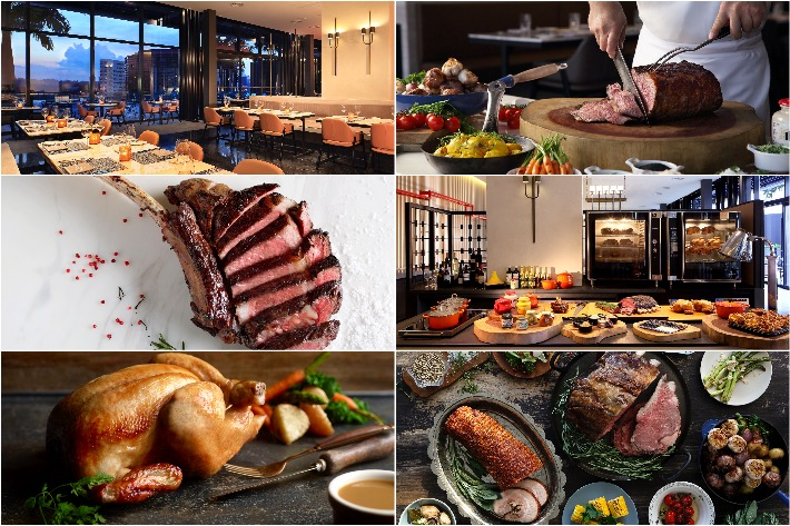 The Carvery Collage