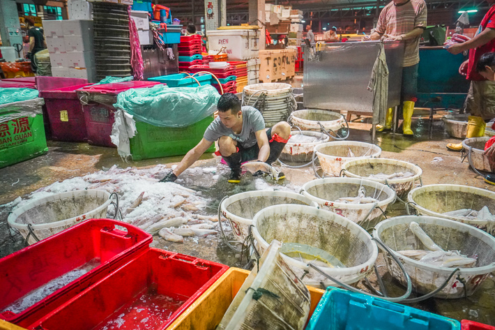 Jurong Fishery Port 6