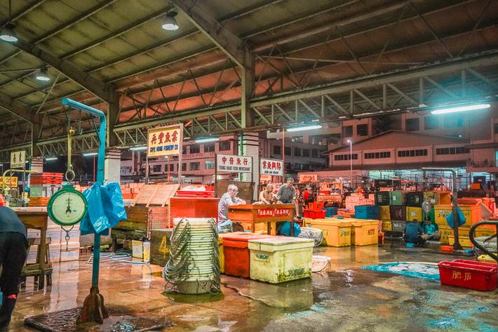 Jurong Fishery Port Interior 1