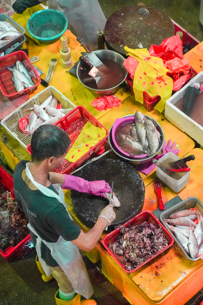 Jurong Fishery Port 4