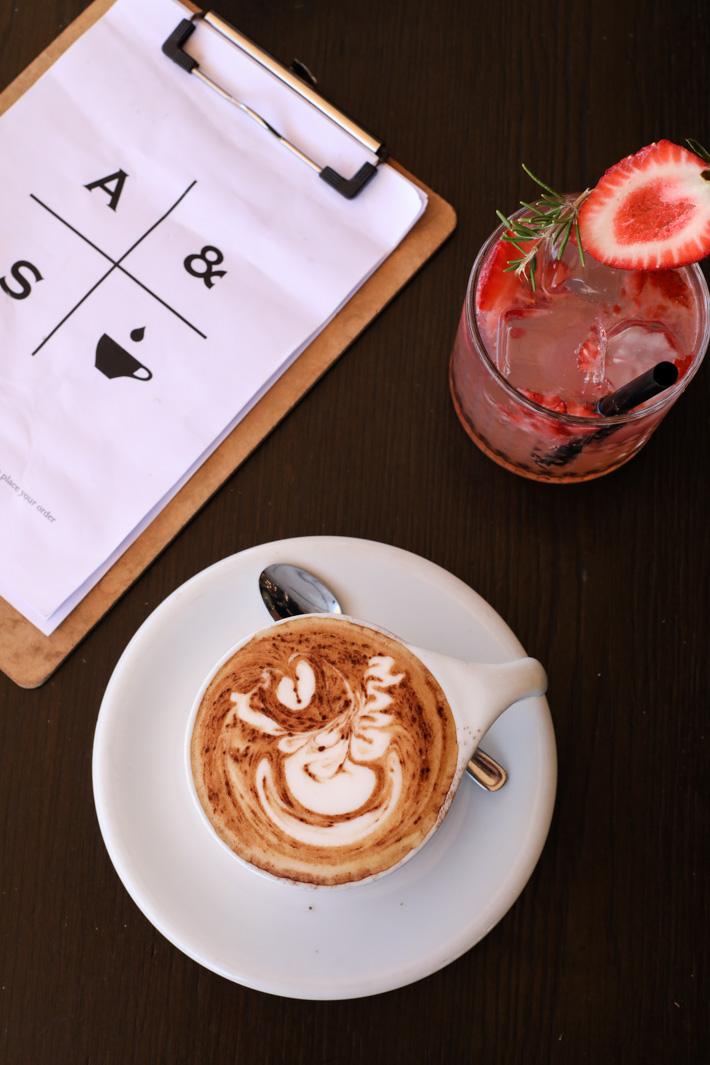 Addison & Steele Coffee