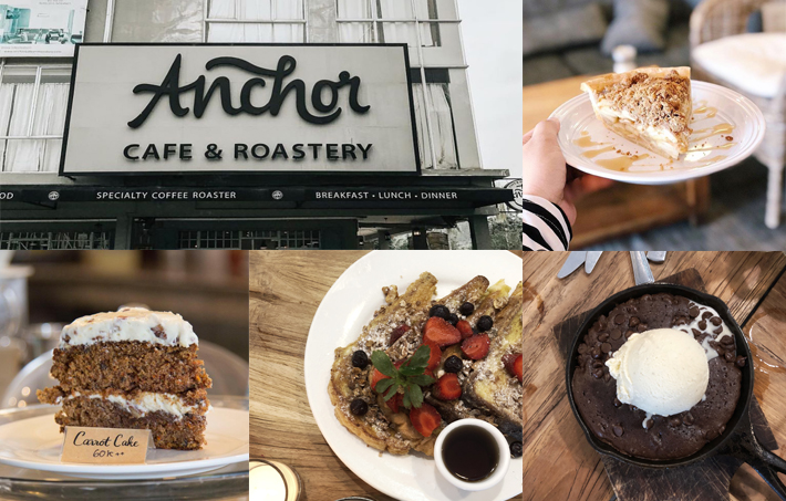 Anchor Cafe & Roastery compilation