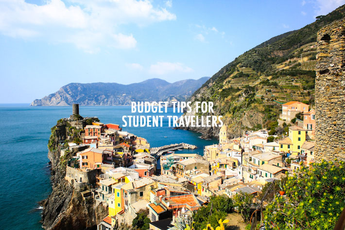 Budget Tips for Student Travellers