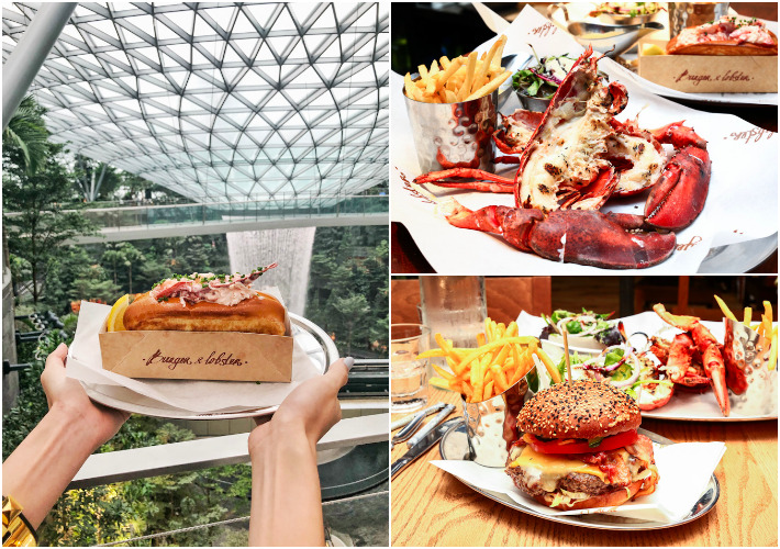 Burger Lobster Singapore