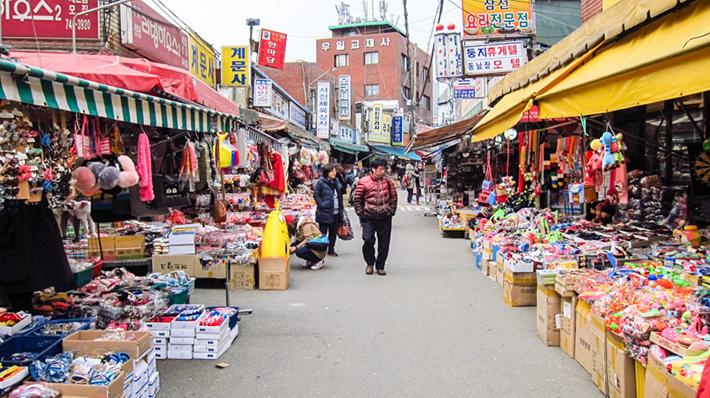 Changsin Market