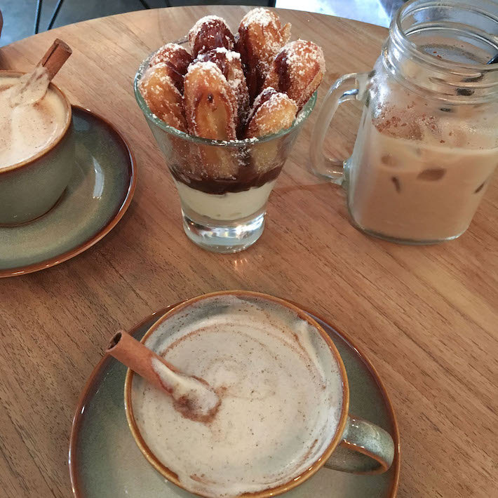 Craftsmen Specialty Coffee Chai Latte