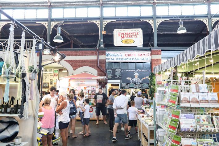 Fremantle Market Perth