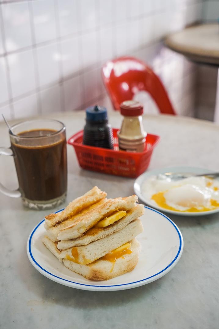 Heap Seng Leong Kaya Toast