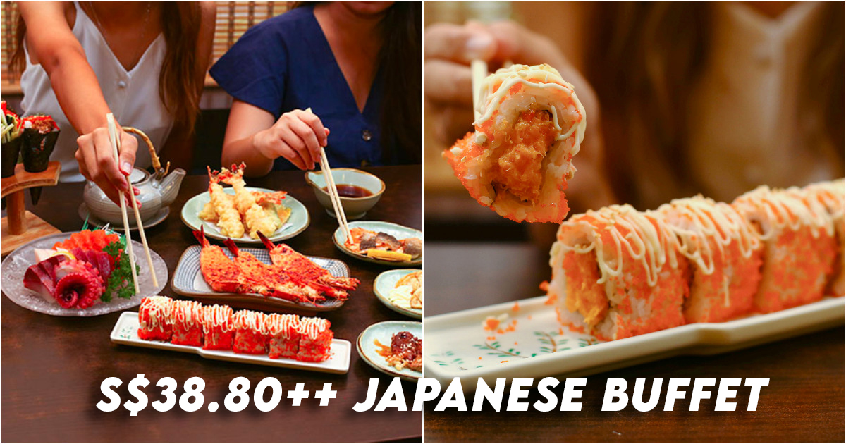Irodori Japanese Buffet