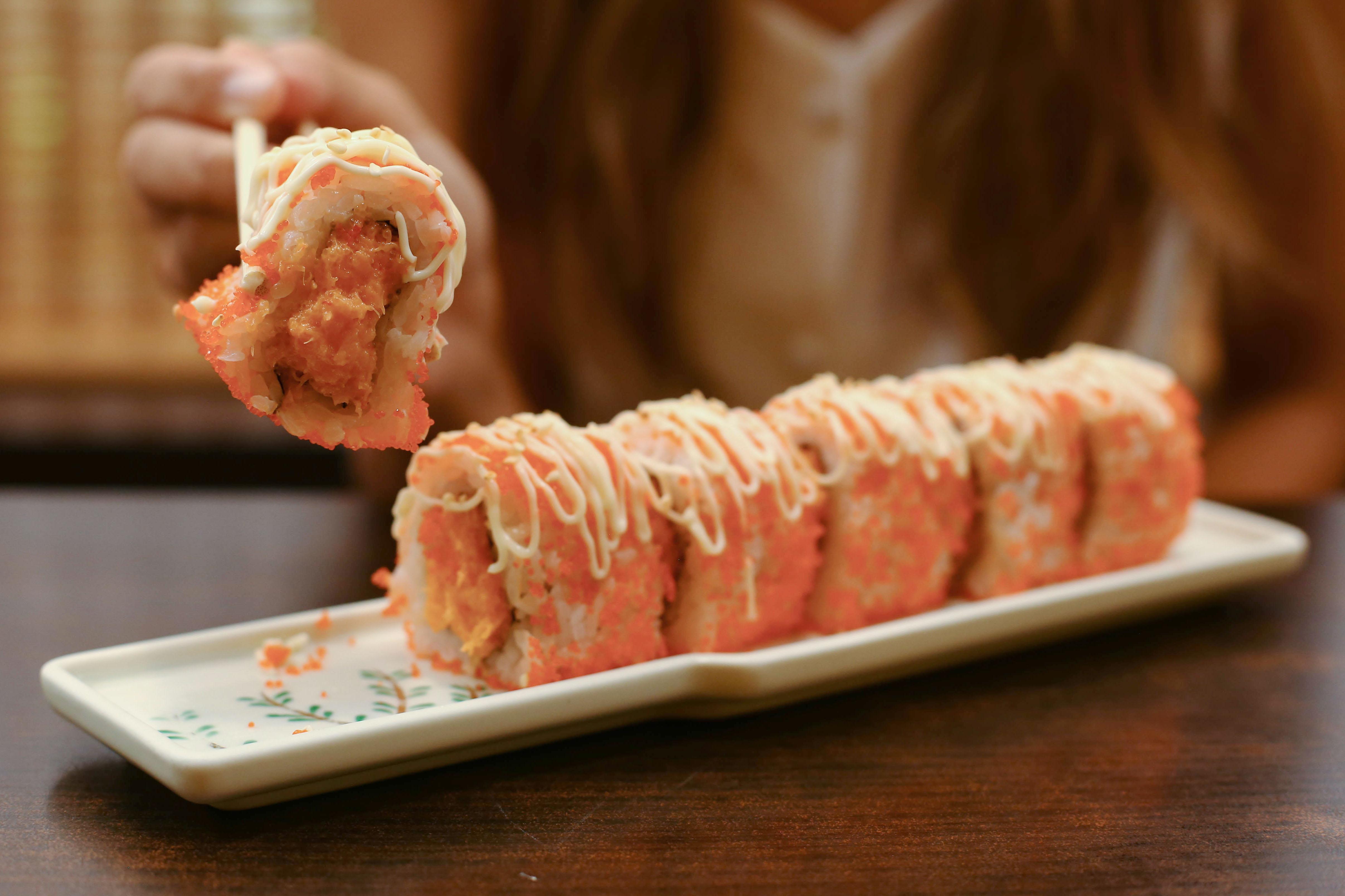 Irodori Japanese Restaurant Special Roll