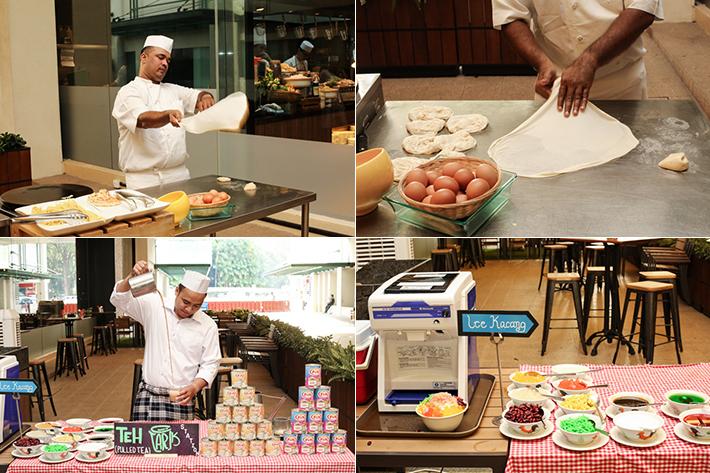 J65 Asian Food Buffet