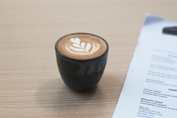 Kins Coffee Piccolo White