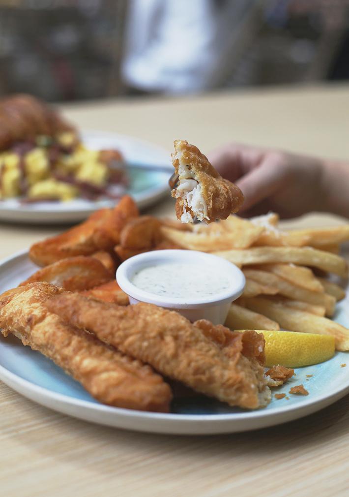 Kins Fish & Chips