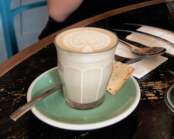 Lokal Chai Latte