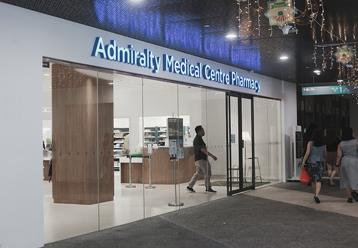 Medical Centre Pharmacy Kampung Admiralty
