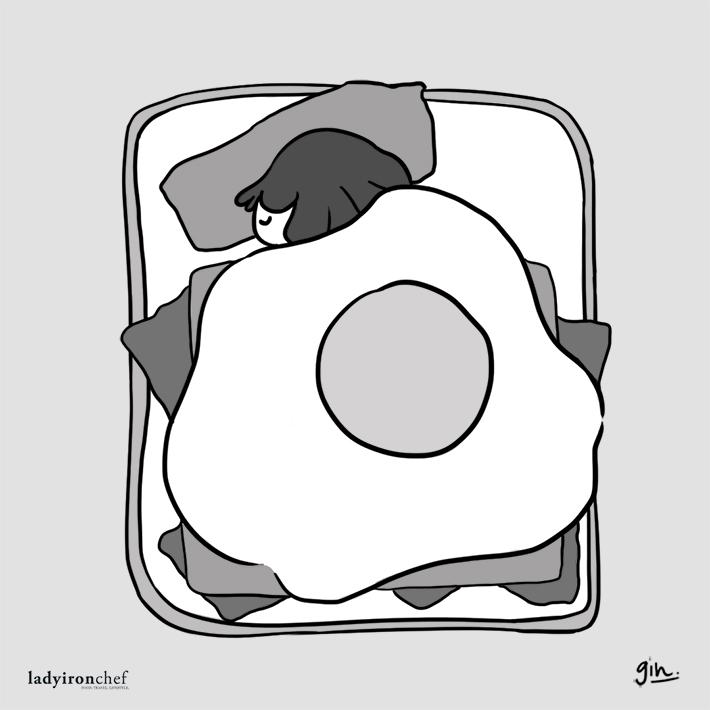 Mondays Egg