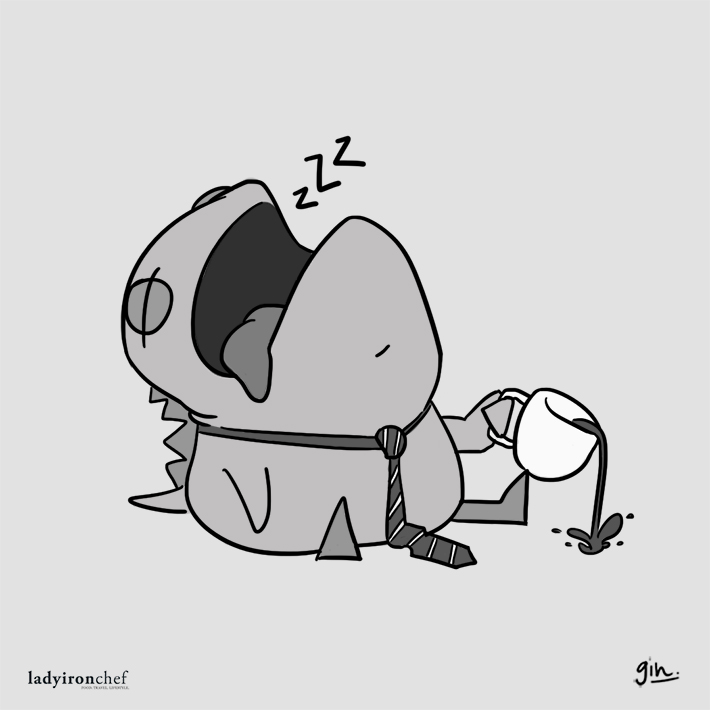 Mondays ZzZ